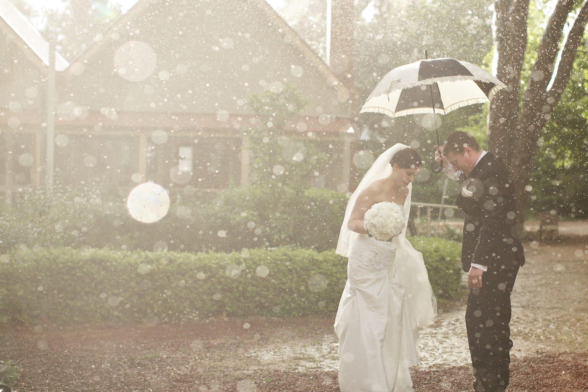 Если дождь идет в день свадьбы