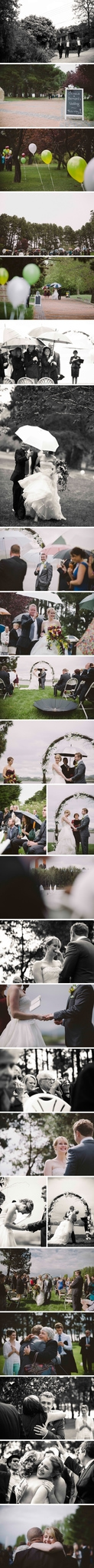 Canberra Boat House Wedding Photos
