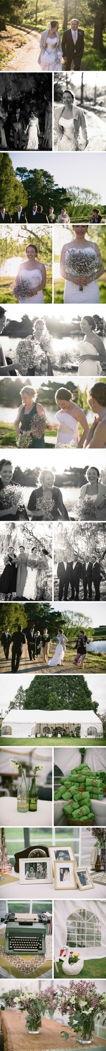 Gundaroo Farm Wedding Photos