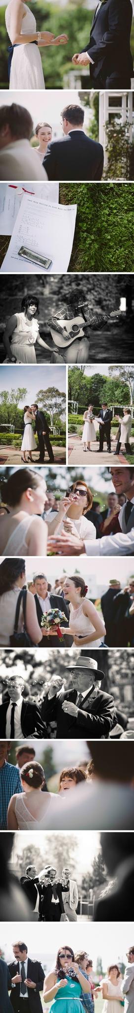 Canberra Wedding Photos