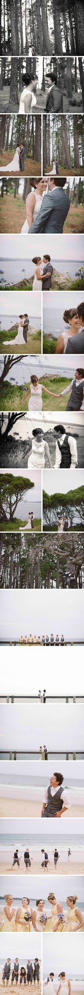 South Coast Wedding Photos