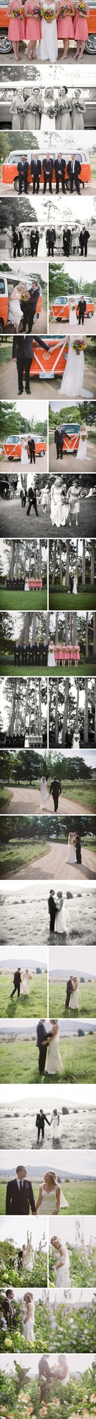 Rustic Lanyon Homestead Wedding Photos
