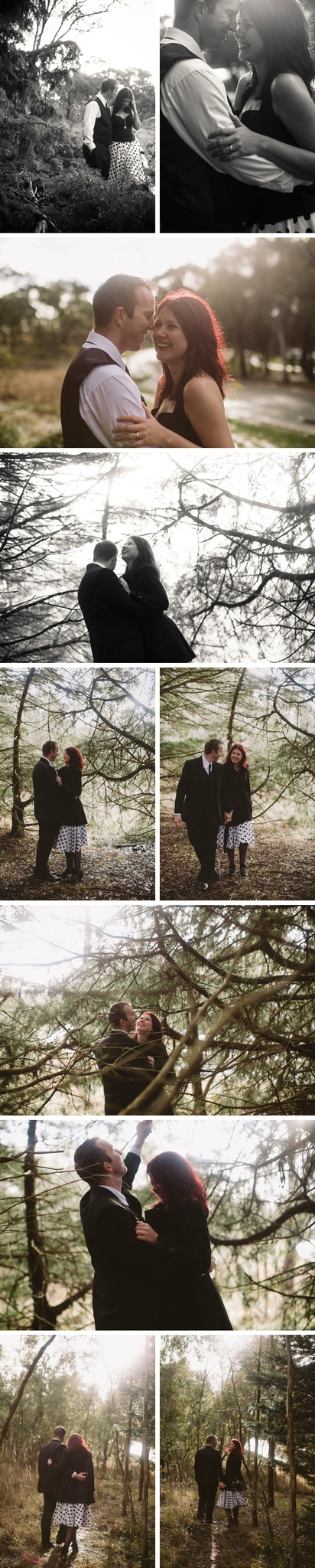 Canberra Engagement Photos