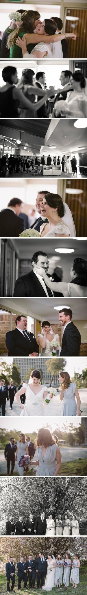 Canberra Boat House Wedding