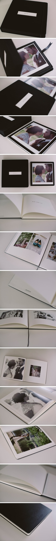 Milk Moleskine Photo Book