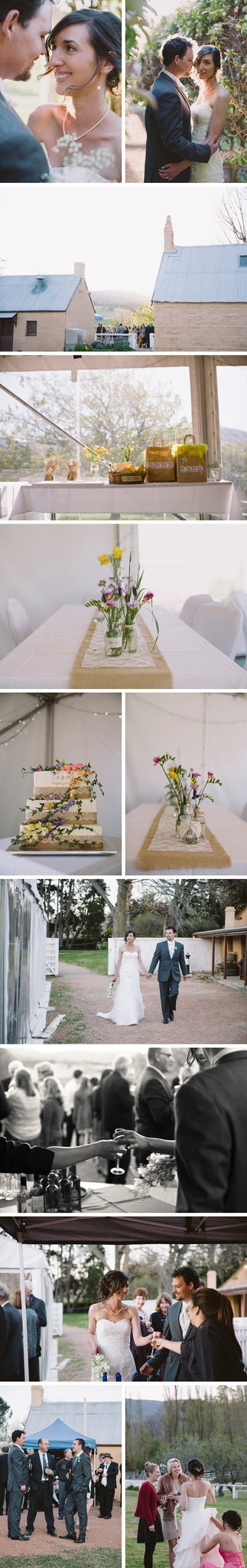 Lanyon Homestead Wedding