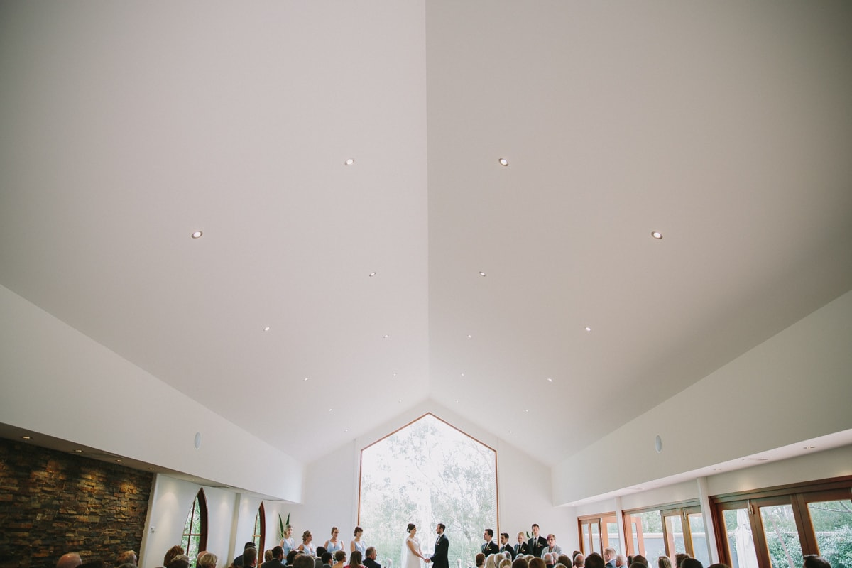 Gold Creek Chapel Wedding Photographer