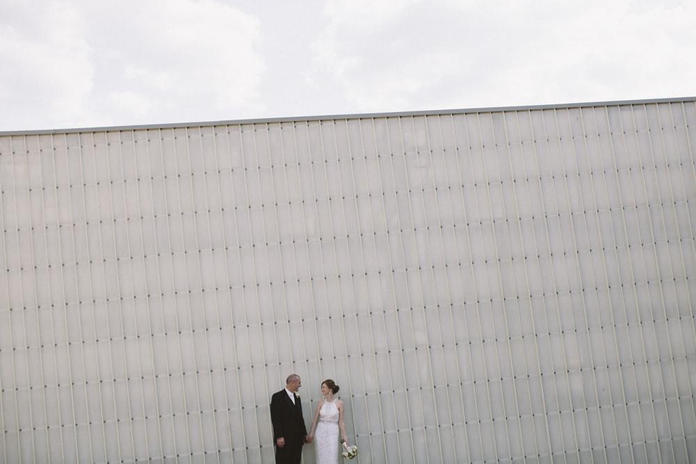 Belconnen Arts Center Wedding